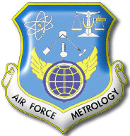 Air Force Metrology shield