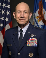 Gen. James M. 'Mike' Holmes